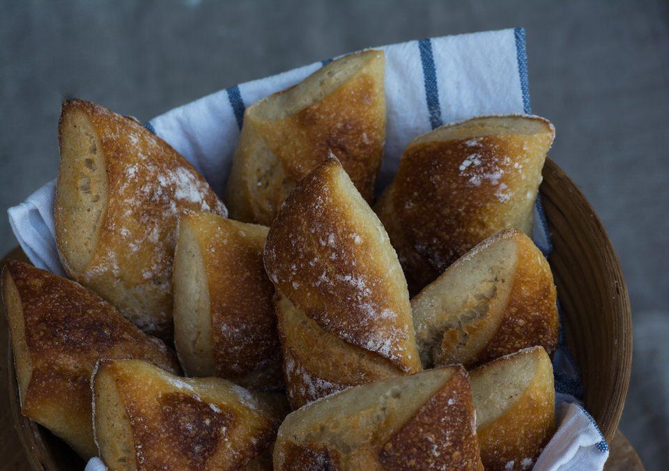 Læratbage.dk - lækre italienske brød