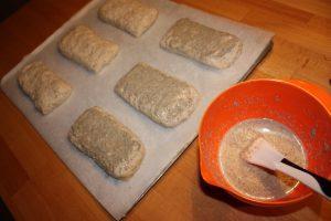 Perfekt sandwichbolle med grød - Lær at bage